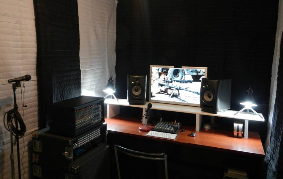 Acoustics and soundproofing for home studios performer mag for Soundproofing a room for music