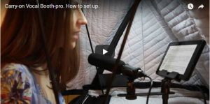 Carry-on-Vocal-Booth-pro.-How-to-set-up
