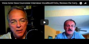 Voice-actor-Dave-Courvoisier-Reviews-Carry-on-Vocal-Booth