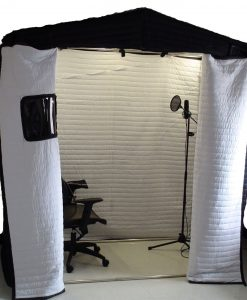 Acoustic Vocal Booth AVB63 ... & Mobile Soundproofing for Musicians and Engineers u2013 VocalBoothToGo.com