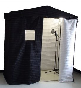 Acoustic Vocal Booth AVB66