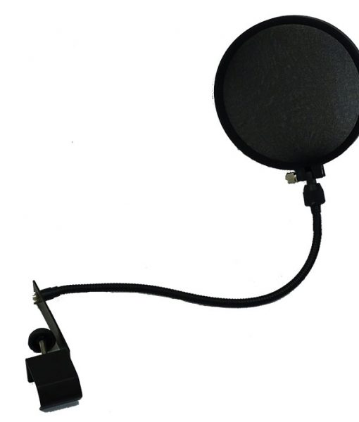 Pop Filter with Goose Neck