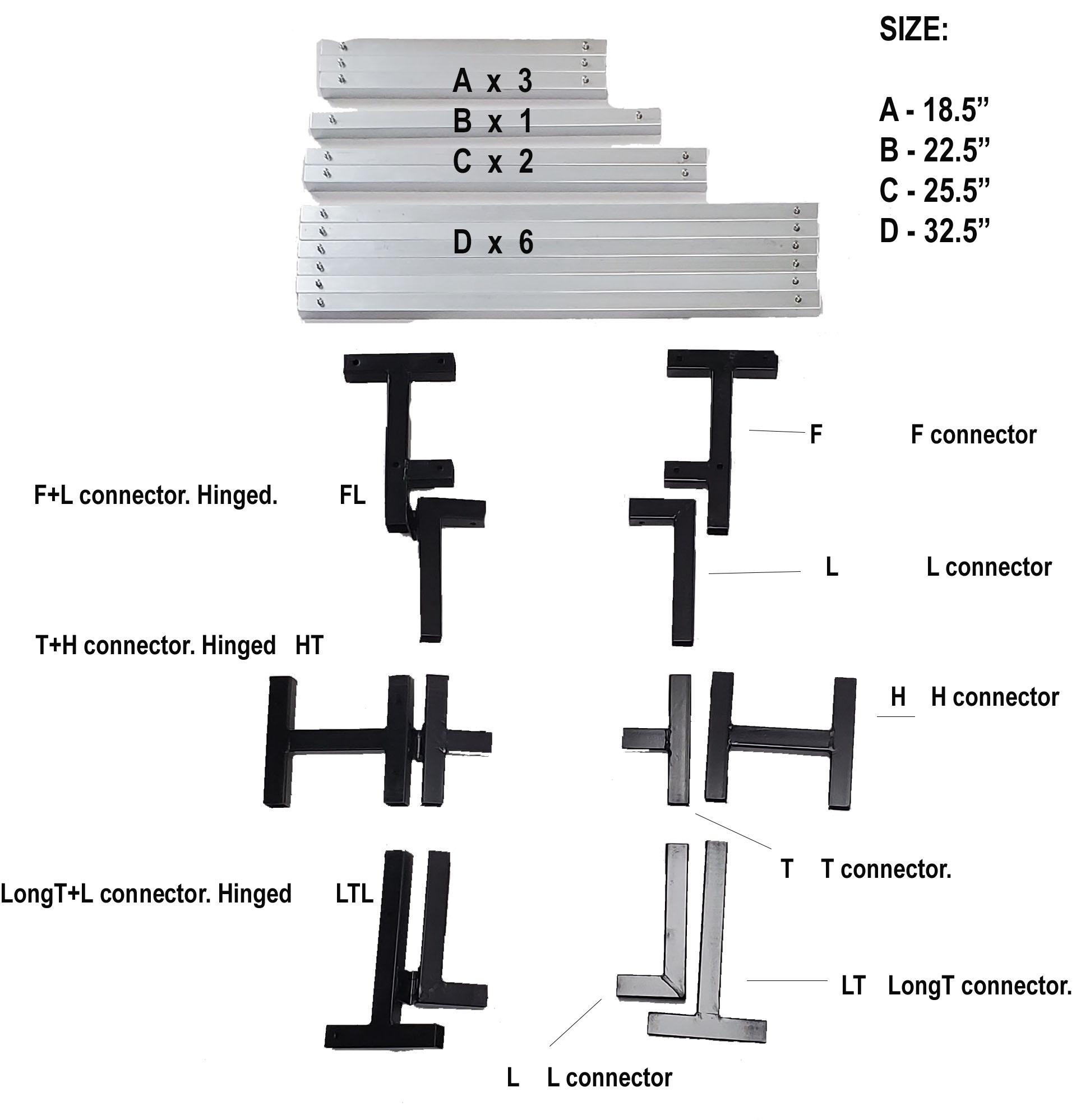 SPB_Door Frame parts