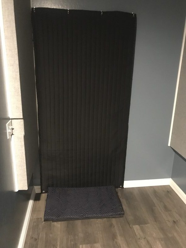 Producer S Choice Noise Control Door Cover Acoustic Blanket