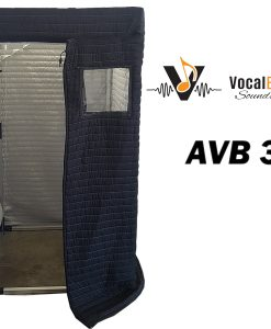 Acoustic Vocal Booth 3x3