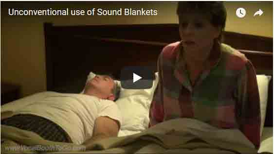Do sound blankets work for snoring?