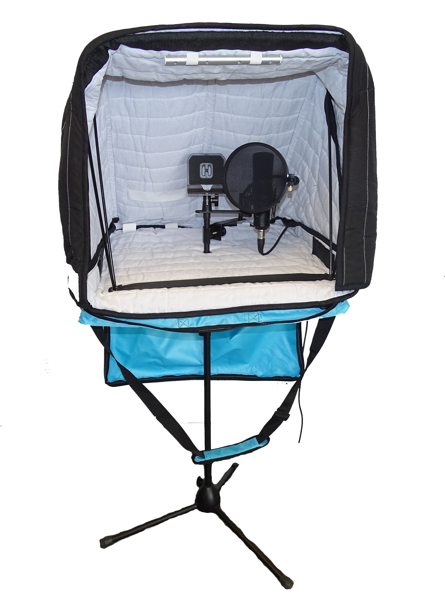 ... maker of Portable Vocal Booth, Acoustic sound blankets Producer Choice
