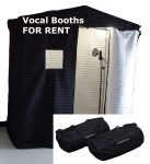 6. Vocal Booth Rental