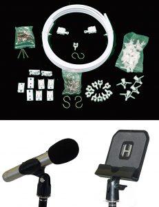 Voice over recording equipment