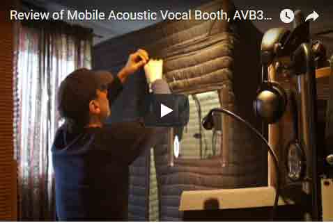 Review-of-Acoustic-Vocal-Booth-AVB33-–-Video-Testimonial