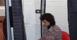 Sound isolation soundproof(er) booth for singing practice (customer review). New York