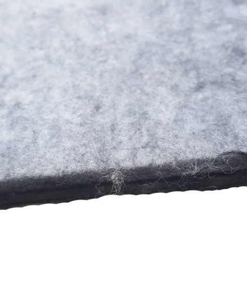 Soundproofing panel- soundabsorption felt side