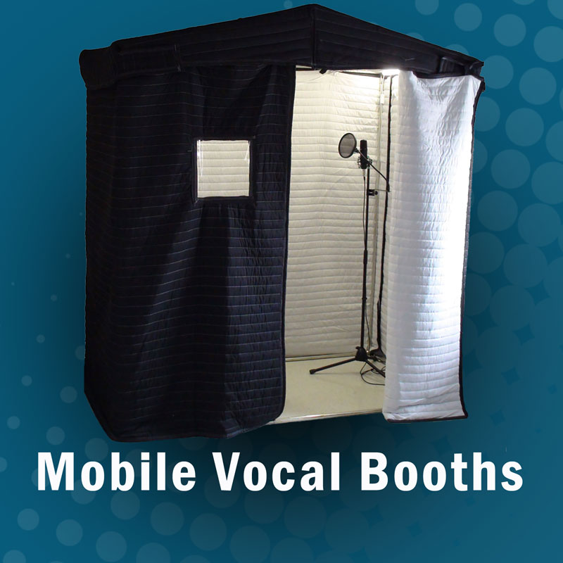 Mobile Vocal Booths
