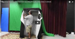 Voice Over Solutions for Schools Video and audio class