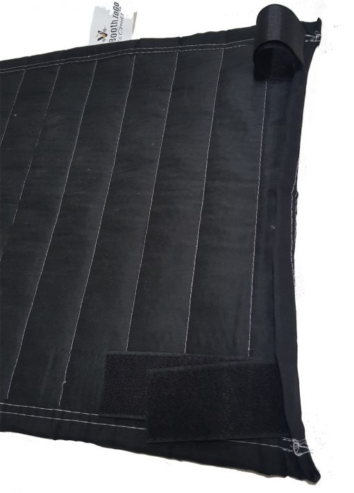 Sound Absorption Strip - close up
