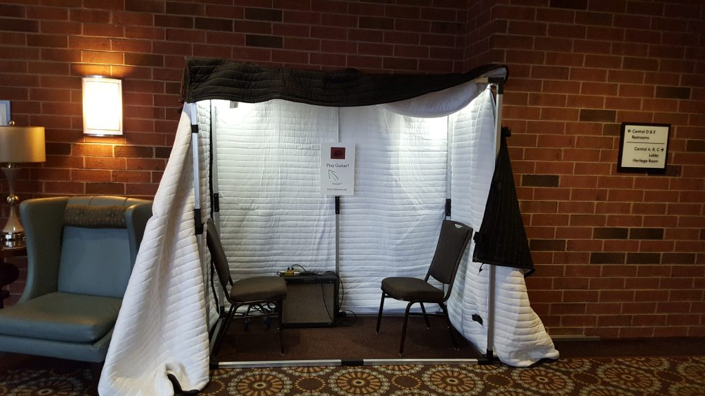 Mobile Acoustic Vocal Booth (AVB-63)