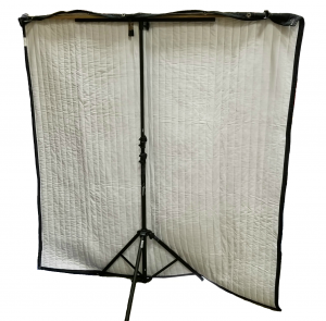 Universal Stand For Blankets And Vomo With Mic Pole