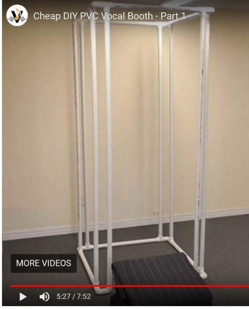 DIY PVC Frame Parts - Overview