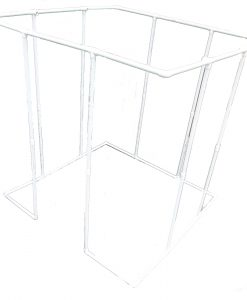 VocalBooth PVC Frame 78x78