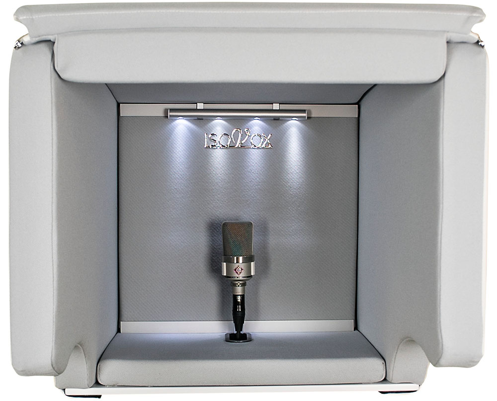 IsoVox VocalStudio Mobile Vocal Isolation Booth