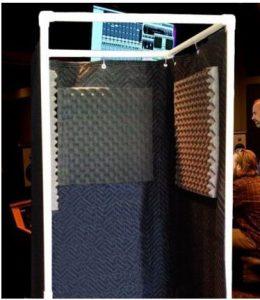PVC Frame+Blankets and Foam