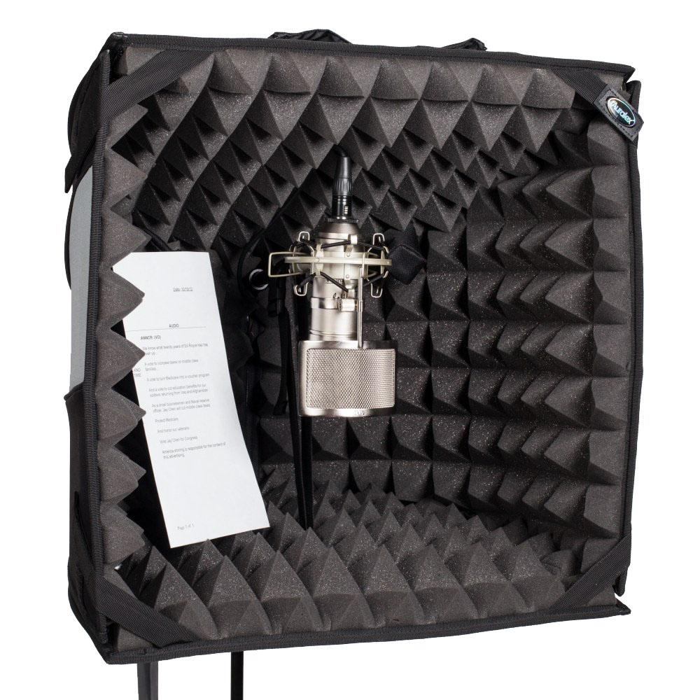 Porta-Booth Pro Portable Vocal Recording Booth