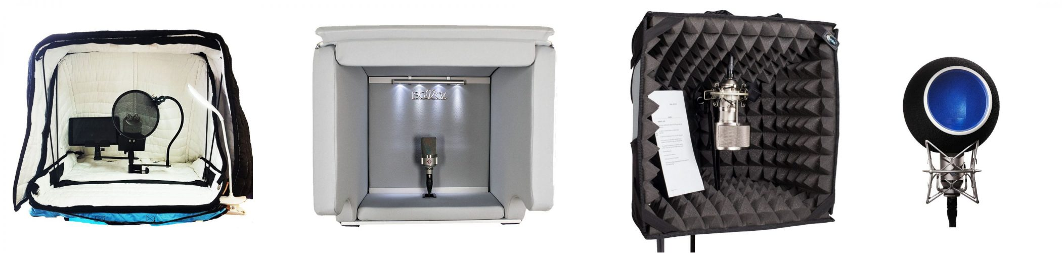 portable vocal booth review