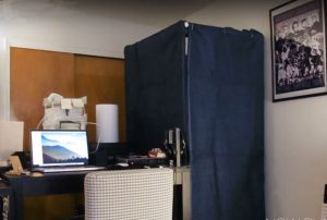 VocalBooth-PVC Frame-room