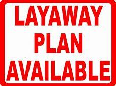 vocal booth layaway plan