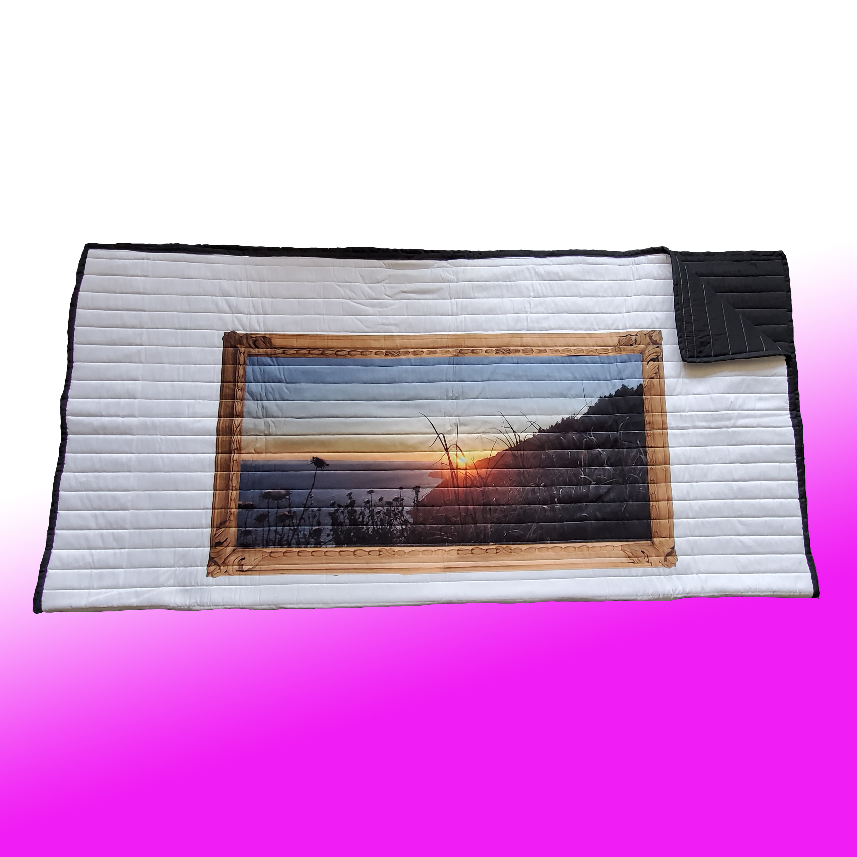 Custom imprint on Acoustic_Blanket -MEDIUM