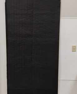 Sound blocking door panel